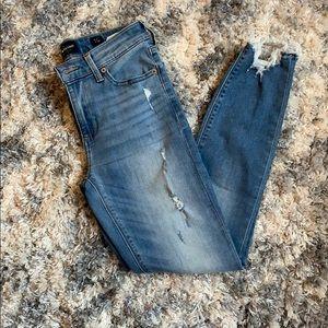 Lucky Brand Ava Crop Jean